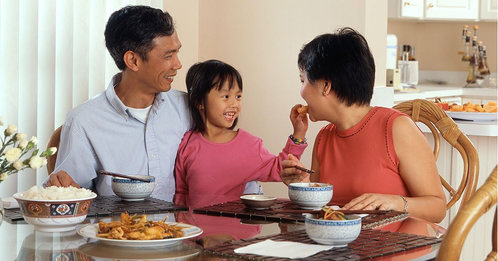 Family, a foundation of healthy relation