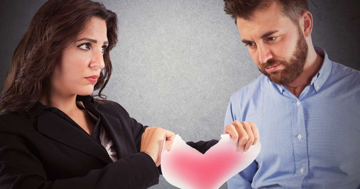 Signs It's Time to End the Relationship